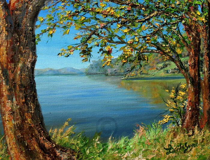 Lucinda Sayre - Nature / Landscapes - Framed By Nature
